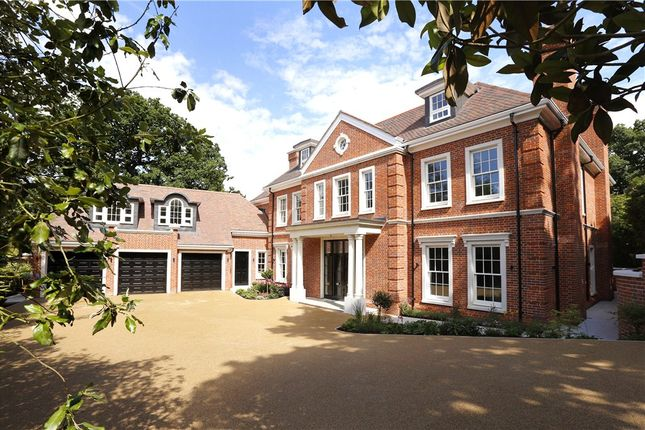 Thumbnail Detached house for sale in Coombe Hill Road, Kingston-Upon Thames
