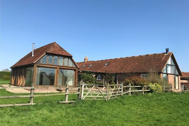 Thumbnail Barn conversion to rent in Crockhamheath Farm, Wheatlands Lane, Newbury, Berkshire