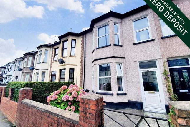 Thumbnail Property to rent in Malpas Road, Newport