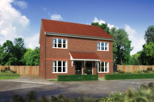 "Thumbnail Semi-detached house for sale in ""Kentmere"" at Callenders Green, Scotchbarn Lane, Prescot"