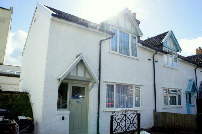 Thumbnail Semi-detached house to rent in Dalton Square, Kingsdown, Bristol