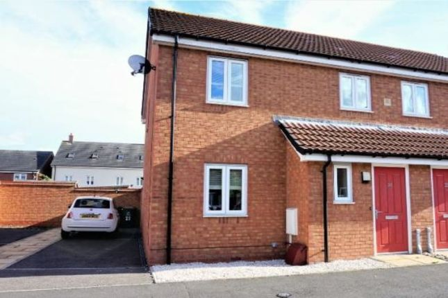 Semi-detached house for sale in Steinway, Bannerbrook Park, Coventry