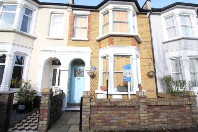 Thumbnail Flat for sale in St. Stephens Avenue, London