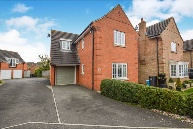 Thumbnail Detached house for sale in Victor Close, Bedford
