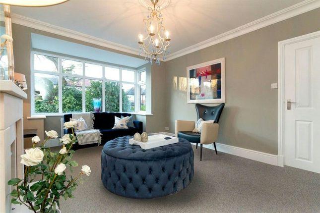 Lounge Aspect 2 of Hillside Road, Hale, Altrincham WA15