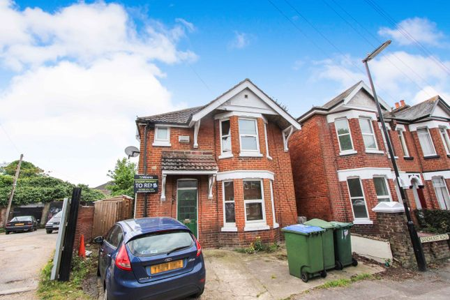 Thumbnail Detached house for sale in Sandhurst Road, Southampton