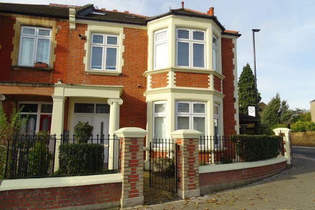 Thumbnail Flat to rent in Thornbury Road, Isleworth