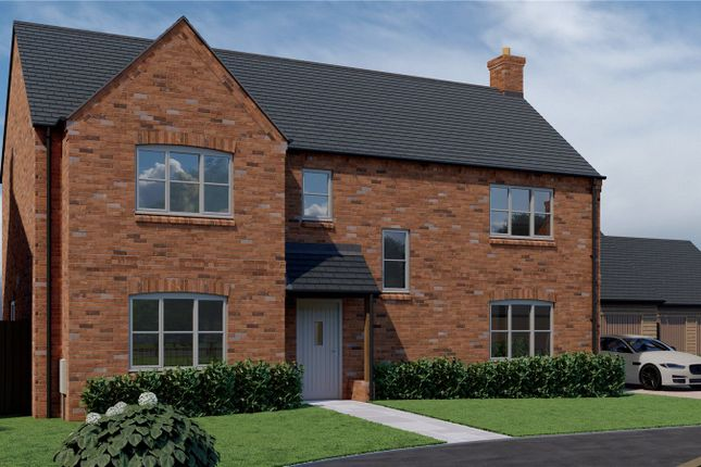 Thumbnail Detached house for sale in Alexander Close, Great Bowden, Market Harborough