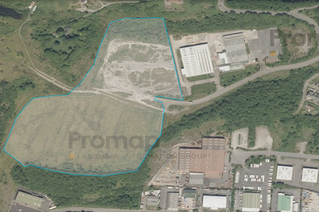 Thumbnail Land for sale in Kays And Kears Industrial Estate, Blaenavon