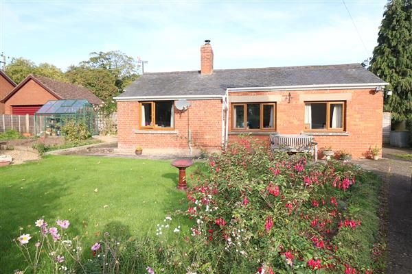 Thumbnail Detached bungalow for sale in The Bungalow, Brampton Abbotts, Ross-On-Wye