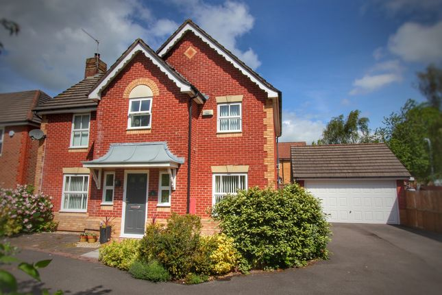 Thumbnail Detached house for sale in Penterry Park, Chepstow