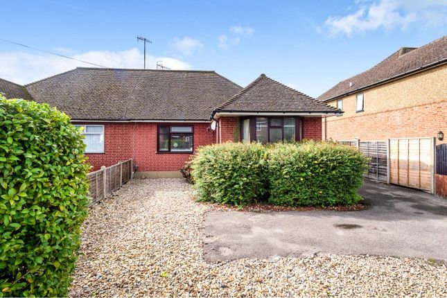 Thumbnail Bungalow for sale in Oakwood Road, St. Albans