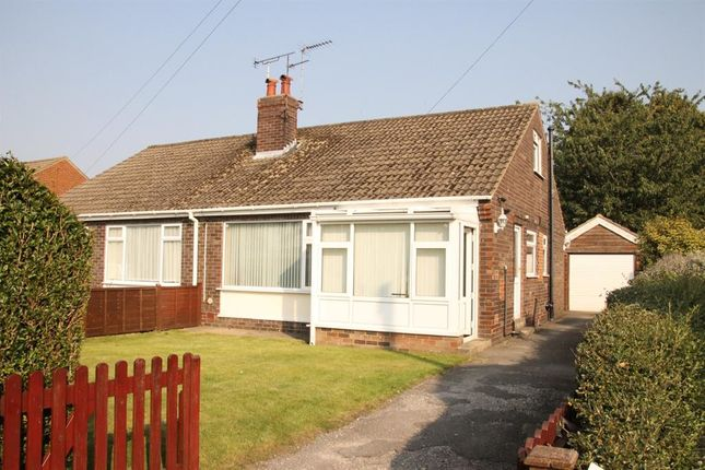 2 bed semi-detached bungalow for sale in Hillbank Grove, Harrogate
