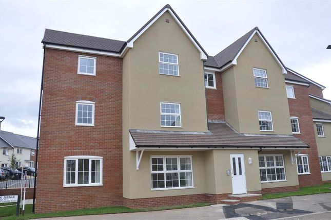 Thumbnail Flat to rent in Old Park Avenue, Pinhoe, Exeter
