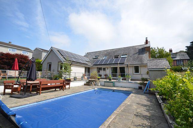 Thumbnail Detached house for sale in Primrose Hill, Llanbadarn Fawr, Aberystwyth