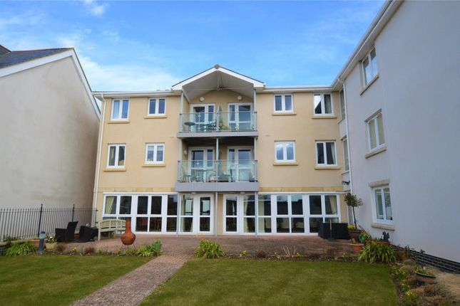 Thumbnail Flat for sale in Marina Court, 9-19 Mount Wise, Newquay, Cornwall