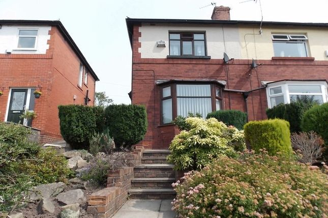 Thumbnail Semi-detached house to rent in Chorley Old Road, Bolton