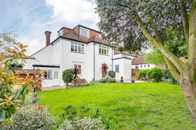 Thumbnail Detached house for sale in Dorchester Drive, London