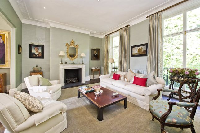 Thumbnail Terraced house for sale in Alexander Square, Knightsbridge, London