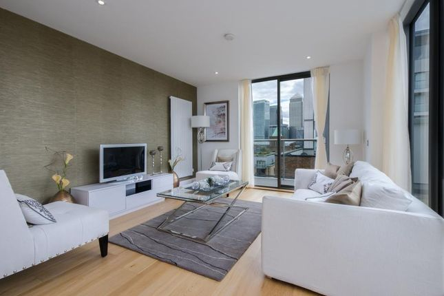 Thumbnail Flat to rent in Lucienne Court, Canary Wharf