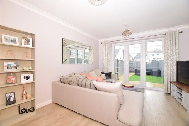 Thumbnail End terrace house for sale in Hambrook Road, Holborough Lakes, Kent