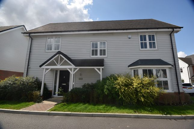 Thumbnail Detached house for sale in Orchard Way, Stanford Le Hope, Essex