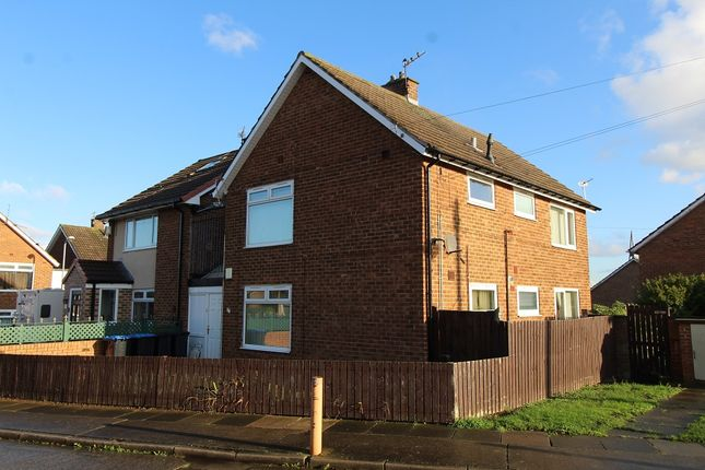 Thumbnail Flat to rent in Darnton Drive, Middlesbrough