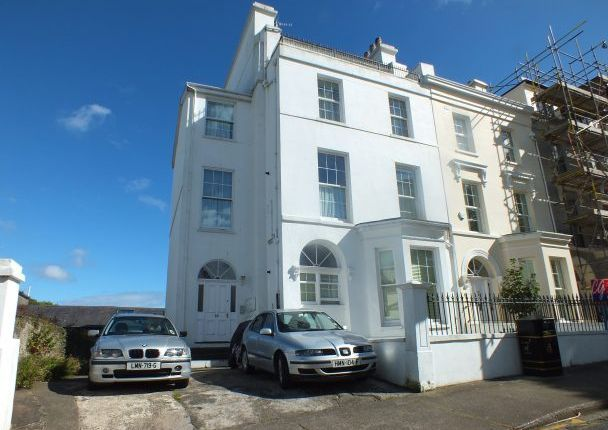 Thumbnail Flat to rent in Apt. 1, 10 Derby Square, Douglas