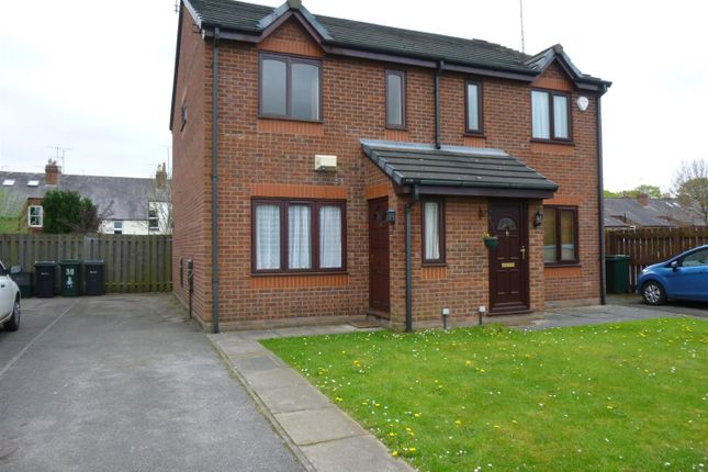 Thumbnail Semi-detached house for sale in Haydock Close, Chester