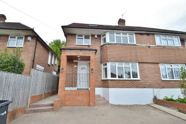 4 bed semi-detached house to rent in Morton Way, Southgate