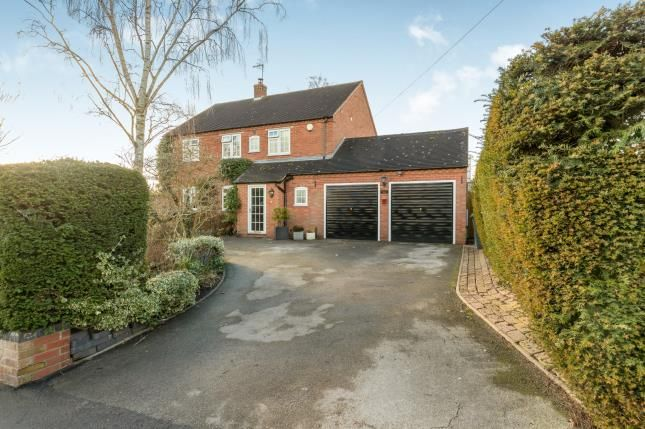 Thumbnail Detached house for sale in Old School Lane, Hampton-On-The-Hill, Warwick