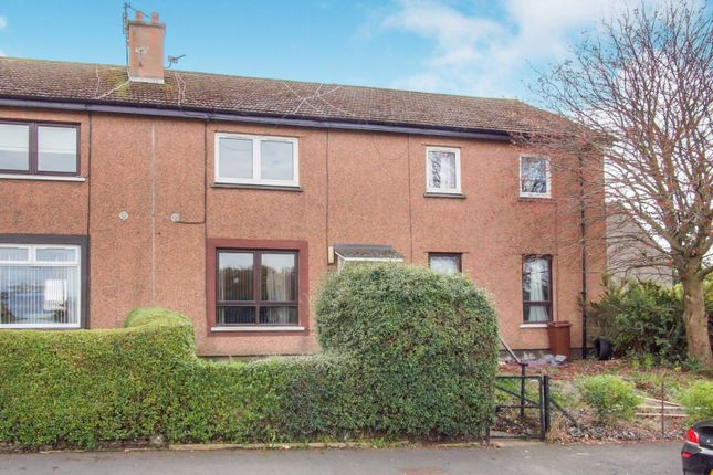 Front of Findcastle Terrace, Dundee DD4