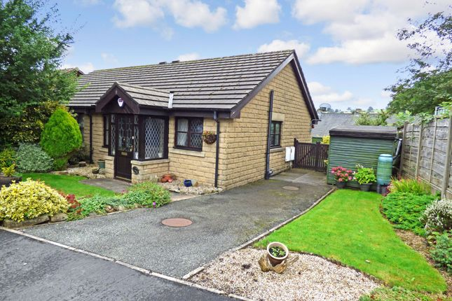 Thumbnail Bungalow for sale in Cracken Close, Chinley, High Peak