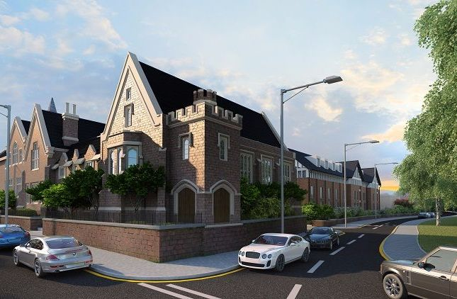 Thumbnail Flat for sale in Orme House, Newcastle-Under-Lyme