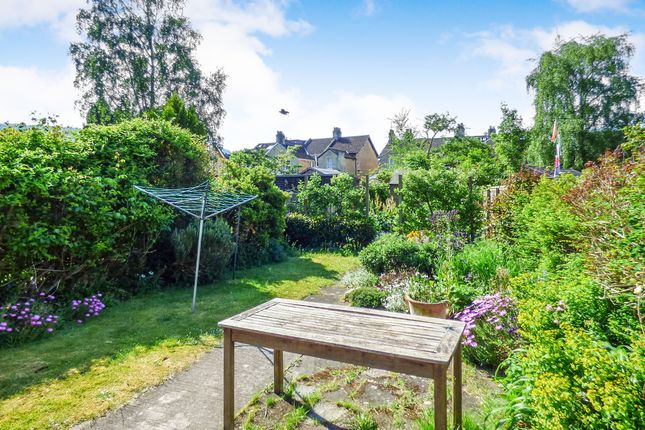 Rear Garden of Rockliffe Road, Bathwick, Bath BA2
