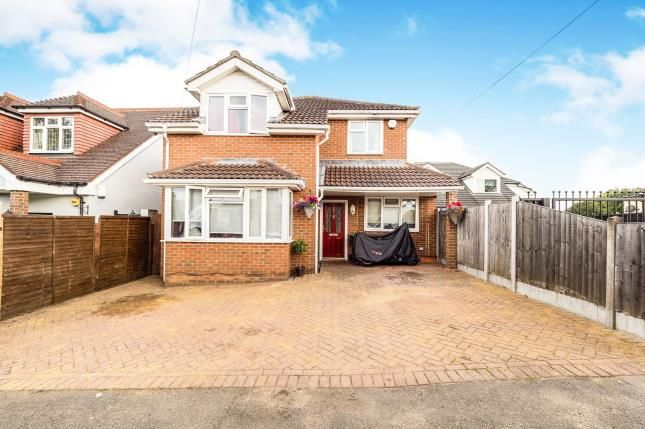 Thumbnail Detached house for sale in Harold Wood, Romford, Havering