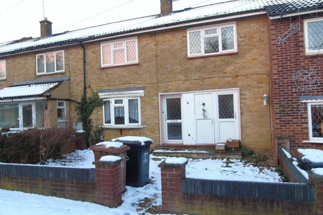 Thumbnail Terraced house to rent in Turpins Rise, Stevenage