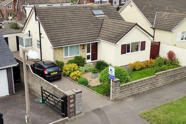Thumbnail Detached bungalow for sale in Ham Lane South, Llantwit Major