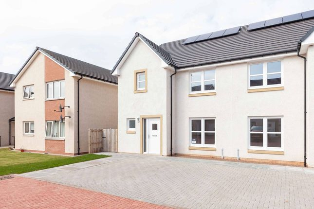 Thumbnail Semi-detached house for sale in Rotary Court, Dunbar, East Lothian
