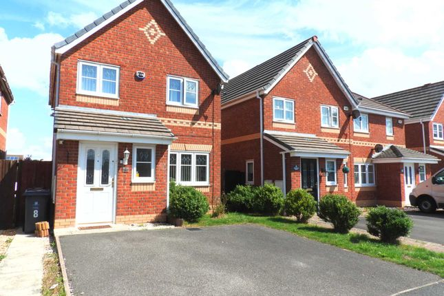Thumbnail Detached house for sale in Ambleside Drive, Kirkby, Liverpool