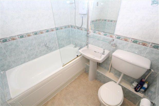 Bathroom of Rossall Court, Fleetwood FY7