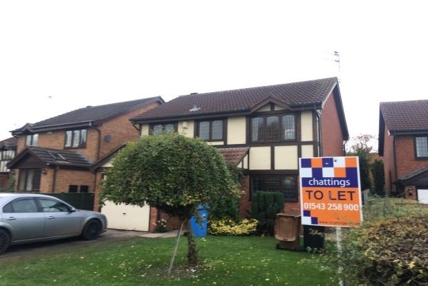 Thumbnail Property to rent in Hazel Drive, Armitage