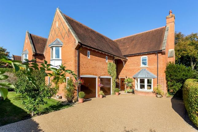 Thumbnail Detached house to rent in Hazel Grove, Kingwood, Henley-On-Thames