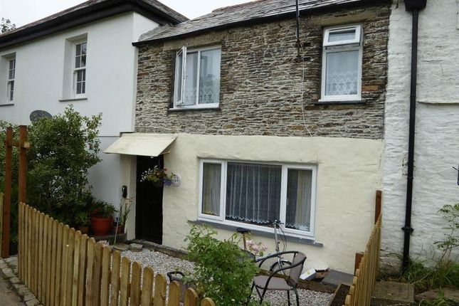 Thumbnail Cottage to rent in Chapel Street, Camelford