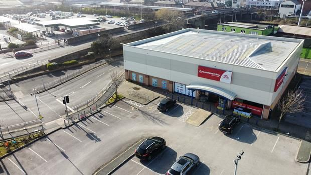 Thumbnail Retail premises to let in Unit 2, Greenfield Place Retail Park, Rhyl, Conwy