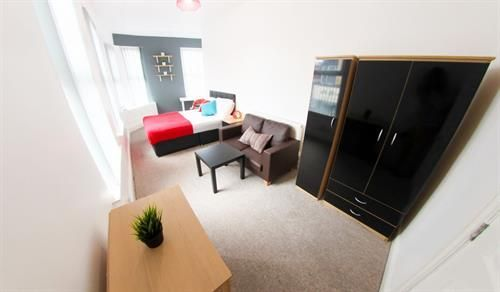 Thumbnail Shared accommodation to rent in Barrington Road, Wavertree, Liverpool