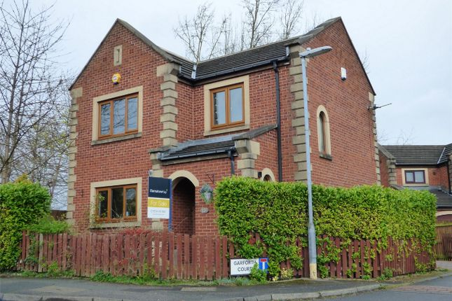 Thumbnail Detached house for sale in Gordon Court, Shill Bank Lane, Mirfield