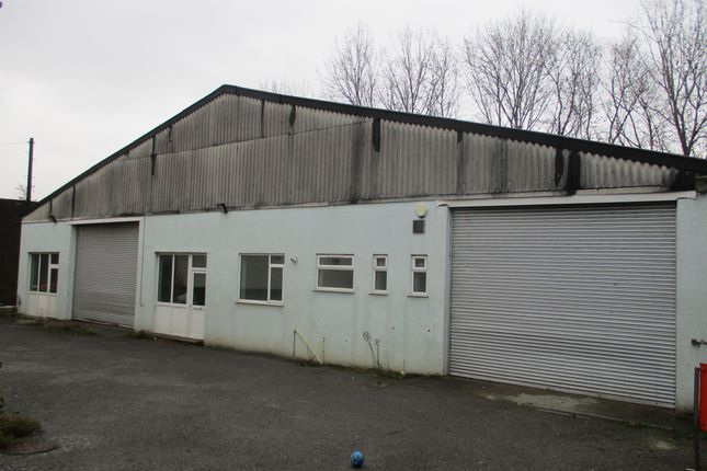 Thumbnail Industrial to let in Factory Road, Newport