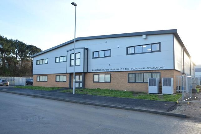 Thumbnail Warehouse for sale in Unit T, The Fulcrum, Poole