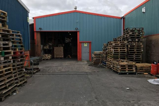 Thumbnail Light industrial to let in Unit 24 B, Pant Industrial Estate, Dowlais, Merthyr Tydfil